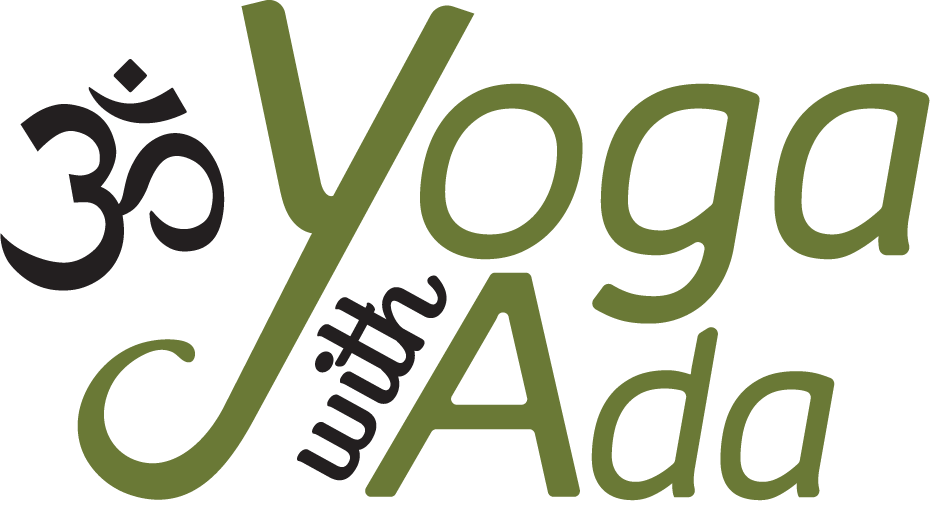 Yoga with Ada logo